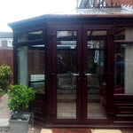 Conservatory Double Glazing and Door by Avonvale Garage Doors and Glazing, Solihull, West Midlands